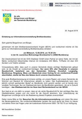 Einladung Info-Veranst. 12.9